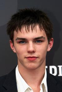Nicholas Hoult at the world premiere of
