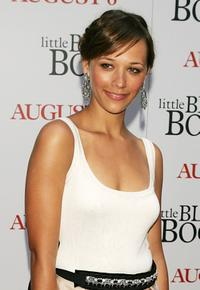 Rashida Jones at the world premiere of