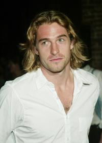 Scott Speedman at the after-party for the special screening of