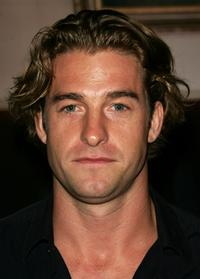 Scott Speedman at the premiere of