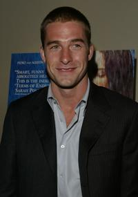 Scott Speedman at the screening of