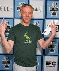 Mike White at the 2008 Film Independent's Spirit Awards.