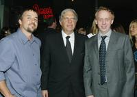 Director Richard Linklater, Jonathan Dolgen and Mike White at the premiere of