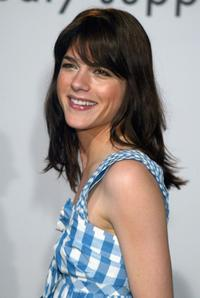 Selma Blair at the block party in celebration of the opening of three Marc Jacobs stores.