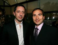 Gad Elmaleh and Monde Patrice Courtaban at the 10th annual City Of Lights, City Of Angels French Film Festival.
