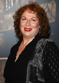 Pam Ferris at the ITV3 Crime Thriller Awards.