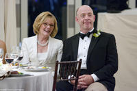 Jane Curtin as Joyce and J.K. Simmons as Oz in