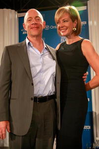 J.K. Simmons and Allison Janney at the Toronto International Film Festival 2007.