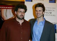 Director Neil LaBute and Frederick Weller at the special screening of