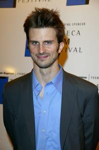Frederick Weller at the special screening of