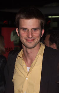Frederick Weller at the opening night party of