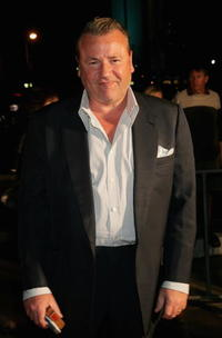 Ray Winstone at the 2006 Hisense Inside Film Awards in Australia.