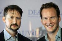 Todd Field and Patrick Wilson at the 32th Deauville US film festival.