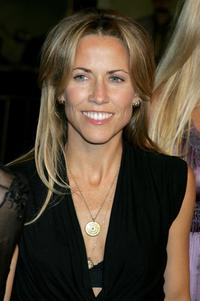 Sheryl Crow at the premiere of