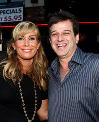 Heather Parry and Allen Covert at the California premiere of