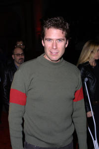 Alexis Denisof at the screening of