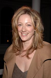 Judy Greer at the Jenni Kayne Fall 2006 fashion show.