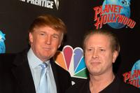 Donald Trump and Darrell Hammond at