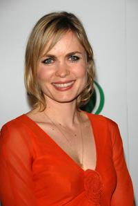 Radha Mitchell at the Global Green USA's 5th annual awards season celebration.