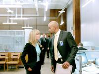 Radha Mitchell and Boris Kodjoe in