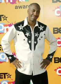 J.B. Smoove at the 2005 BET Comedy Icon Awards in California.