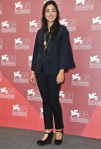 Golshifteh Farahani at the photocall of