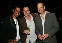 Orlando Jones, Bill Paxton and Anthony Edwards at the Tribeca Film Festival.