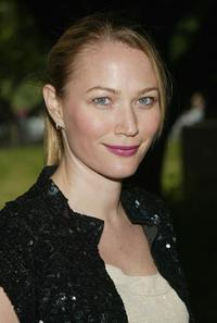 Sarah Wynter at the Public Theater's summer benefit and opening night performance of