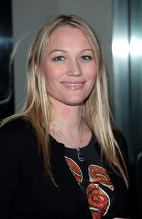 Sarah Wynter at the premiere of