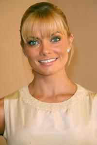 Jaime Pressly at the cocktail reception of 2006 Summer TCA Awards.