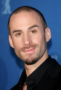 Joseph Fiennes at the press conference of