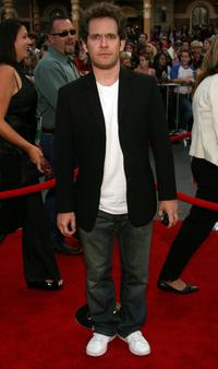 Tom Hollander at the premiere of