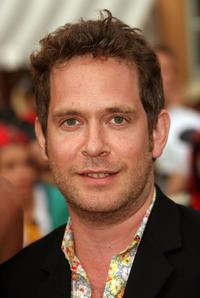 Tom Hollander at the world premiere of