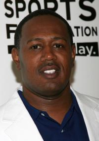 Master P at the Women's Sports Foundation's Billie Awards.