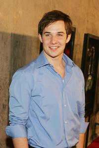 Ryan Merriman at the afterparty of