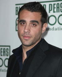 Bobby Cannavale at the Black Eyed Peas 4th Annual Peapod Foundation Benefit Concert.