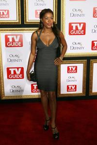 Golden Brooks at the TV Guides 5th Annual Emmy Party.