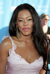 Golden Brooks at the 39th NAACP Image Awards.