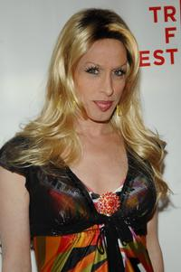 Alexis Arquette at the premiere of
