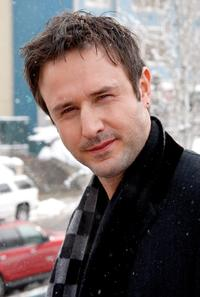 David Arquette at the 2008 Sundance Film Festival.