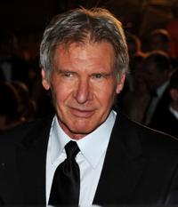 Harrison Ford at the premiere of