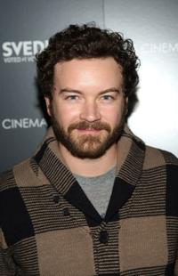 Danny Masterson at the screening of