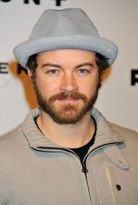 Danny Masterson at the Flaunt Magazine's 10th Anniversary Party.