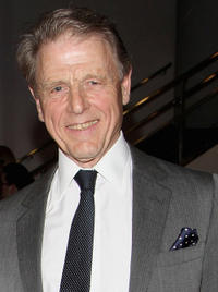Edward Fox at the UK premiere of