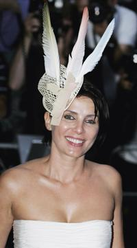 Sadie Frost at the GQ Men of the Year Awards.
