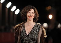 Anna Galiena at the Rome Film Festival 2008.