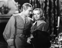 John Gilbert and Greta Garbo in