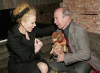 Ben Gazzara and Nicole Kidman at the New York Premiere after-party of