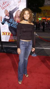 Lourdes Benedicto at the premiere of