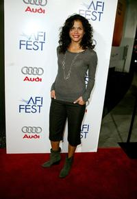 Lourdes Benedicto at the tribute to Penelope Cruz screening of Volver during the 2006 AFI FEST.